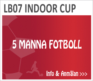 LB07 INDOOR CUP - 5 manna